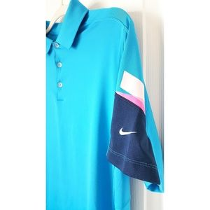 Nike Golf Tour Performance Dri-fit Polo Men's M